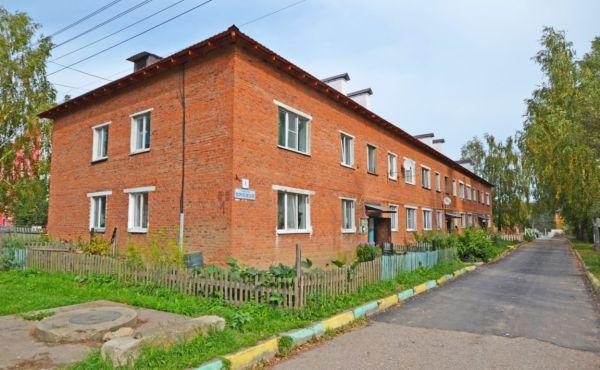 Двухкомнатная квартира в Волоколамске (бронь до 15.02.2021)